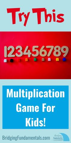 Are you looking for a multiplication game for your kids? Try out this game that incorporates the rock, paper, and scissors game. Multiplication Games For Kids, Multiplication Problems, Fun Math Activities, Multiplication And Division, Math Games, Math Tutorials, Stem For Kids, Confidence Building, Scissors