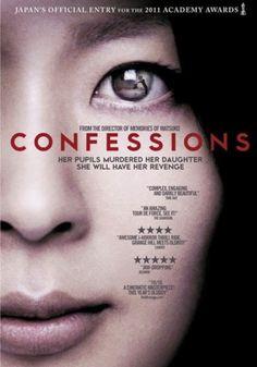 La Calavera Podcast: Para ver en casa: Confessions (Kokuhaku) dirigida por Tetsuya Nakashima.