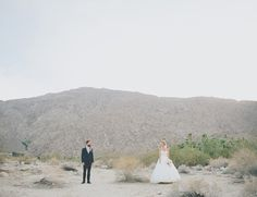 Desert Wedding at The Viceroy - Inspired By This