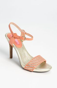 Isaac Mizrahi New York Belle Sandal, Love the color and style....Isaac Mizrahi is a great fashion designer!