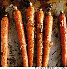 Farmhouse Carrots - This is one of our favorite, and most simple recipes - enjoy!