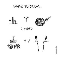 Divided - Ways to Draw