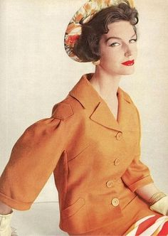 Joanna McCormick for Vogue, 1958