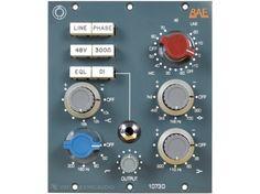 BAE 1073D 500 Series Mic Pre/EQ - Vintage King Audio
