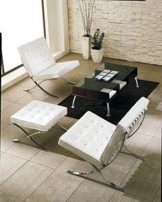 mod. BARCELLONA #poltrona e #pouff per zona #attesa e relax per l'ufficio moderno ed elegante.