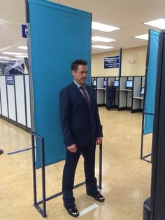 RDJ at the DMV