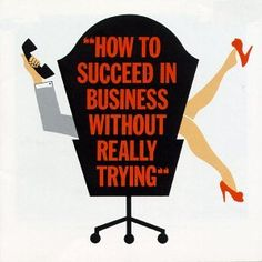 How to Succeed in Business without Really Trying #Musicals