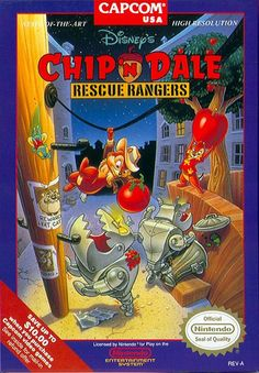 ICYMI: Chip 'n Dale: Rescue Rangers