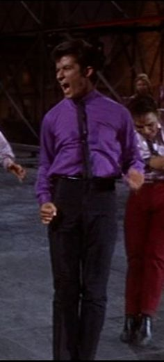 West Side Story Bernardo dancing