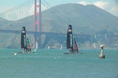 Team Oracle Racing March 2012, Preparing for Naples
