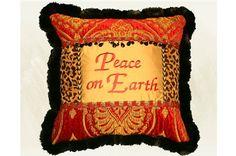Luxury Pillows Throw Pillow, Decorative Pillows