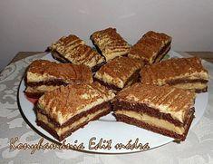 Érdekel a receptje? My Recipes, Cookie Recipes, Hungarian Recipes, Hungarian Food, Bread Baking, Cake Cookies, Tiramisu, Ham, French Toast