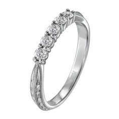 Scott Kay Radiance Wedding Ring