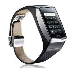 LG Enters the Smart-Watch Race