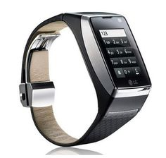 LG Enters the Smart-Watch Race
