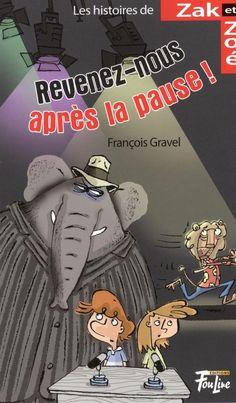Apprentis Chevaliers, niveau 2 (7-10 ans) : Revenez-nous après la pause! / François Gravel ; illustrateur, Philippe Germain.