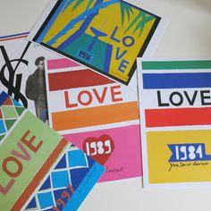 YSL Love Cards