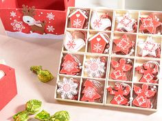 Decorazione natalizie , decorazioni per albero Natale su http://www.idea-piu.com/store/1/addobbi-e-decorazioni-1023