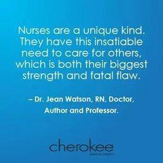 Nurses' fatal flaw.