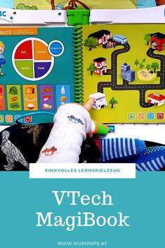 VTech Magibook - ein tolles Lernspielzeug für Kinder ab 2 Jahren Kindergarten, Der Computer, Frosted Flakes, Alphabet, Uppercase And Lowercase Letters, Learning Letters, Social Skills, Play Based Learning, Alpha Bet