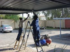 We paint and refurbish all surfaces. We do conventional painting as well as spray painting.
