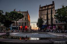 Marseille, Cours Julien.