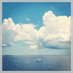 Floating on a sunny day #peaceriver #puntagorda #florida