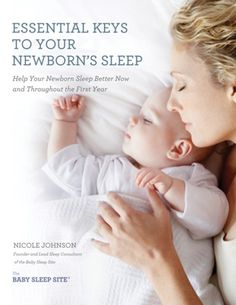 Expecting a new baby? This e-book will help you navigate the sleepless nights and build better communication with your newborn. #Review #parenting #GIVEAWAY