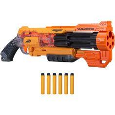 Nerf Doomlands 2169 Vagabond Blaster - Walmart.com