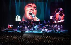 """The Elvis Experience"" and ""Elvis Presley In Concert"" Returns To Brazil"