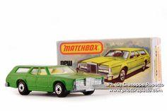 Matchbox Superfast Cougar Villager #Matchbox #Vintage