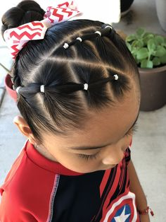 137 Best Rubber Band Hairstyles Images Kids Hairstyles Little
