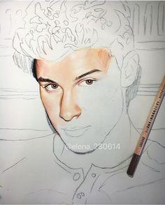 Fan Art Of Shawn Mendes Shawn Mendes Pinterest Shawn