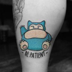 20 Ideias De Tatuagens Para Os Fãs De Pokémon