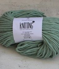 Algodón Knitting Point color Verde Hoja