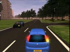 VerkeersTalent Online is driving game, where you can try drive for example like a drunk.