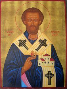 St. Martin of Tours, Patron Saint of horses.