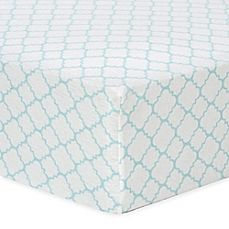 image of Trend Lab® Flannel Fitted Crib Sheets