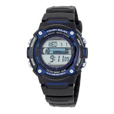 Shop Casio Mens WS210H-1AVCF Tough Solar Powered Tide and Moon Digital Sport Watch online at lowest price in india and purchase various collections of Sport Watches in Casio brand at grabmore.in the best online shopping store in india