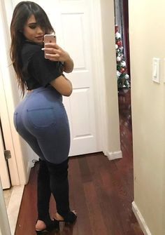 ASHLEY ORTIZ BIG BOOTY