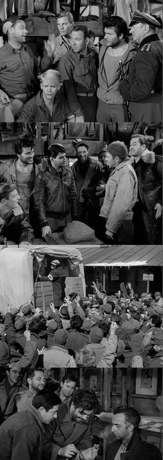 Stalag 17 Neville Brand, The Lost Weekend, Sabrina 1954, Suzanne Pleshette, Witness For The Prosecution, Double Indemnity, Best Screenplay, Billy Wilder, The Searchers