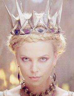 The Evil Queen from 'Snow White and The Huntsman'.