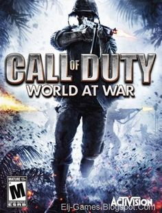 Call of Duty 5: World at War   Call of Duty: World at War  Publisher: Activision Blizzard  Developer: Treyarch  Genre:First-Person Shooter  Release Date:November 11 2008  About Call of Duty: World at War  Call of Duty: World at War throws out the rulebook of war to transform WWII combat through a new enemy new tactics and an uncensored experience of the climatic battles that gripped a generation. As U.S. Marines and Russian soldiers players will employ new features like cooperative gameplay…