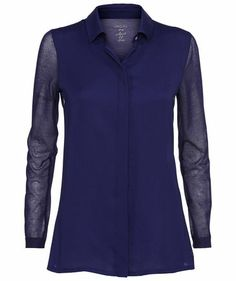 Marc Cain Collections - Damen Bluse #marccain #fashion #blouse