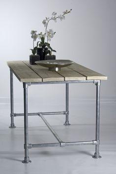 scaffolding table legs