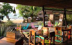 Koki Beach, a great restaurant in Puerto Viejo