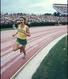 """""""I'm going to work so that it's a pure guts race at the end, and if it is, I am the only one who can win it. Running Race, Running Workouts, Steve Prefontaine Quotes, 1972 Olympics, Running Photos, The Sporting Life, Born To Run, Runner Girl, Olympic Athletes"""
