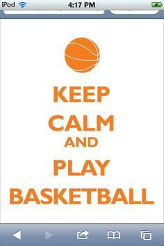 This is actually what I use basketball for most of the time...