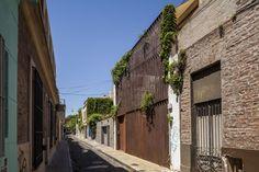 Pasaje Cabrer Collective Housing / AFRa