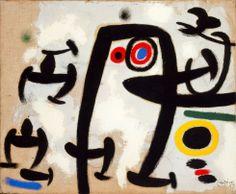 Miró inédito en la isla IBIZA. La luz de la noche, se presenta hasta el 15 de agosto en el MACE (Museo de Arte Contemporáneo de Eivissa).